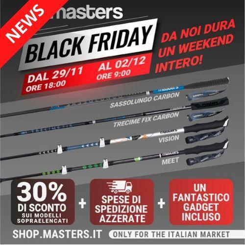 Black Friday Masters