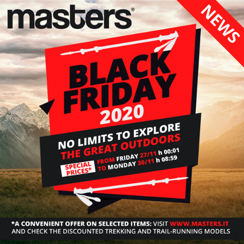 Black Friday Masters 2020